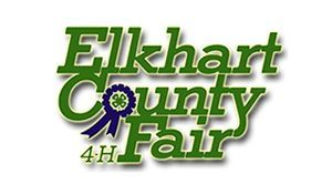 Elkhart County 4-H Fair Logo